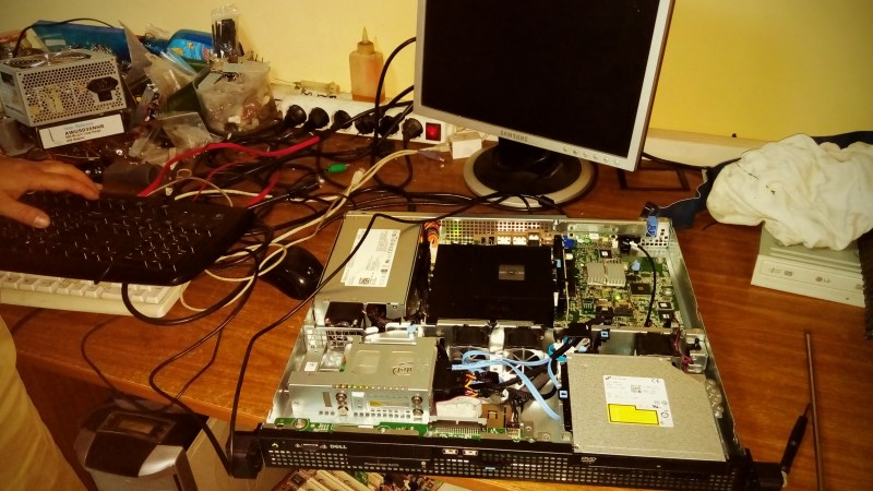 SSTS.bg файлов сървър DELL PowerEdge R220