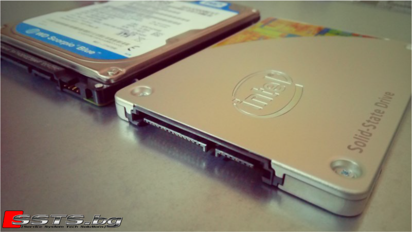 SSD Disk Social