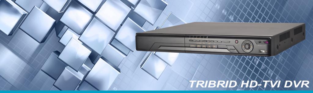 TRIBRID-HD-TVI-DVR-рекордер