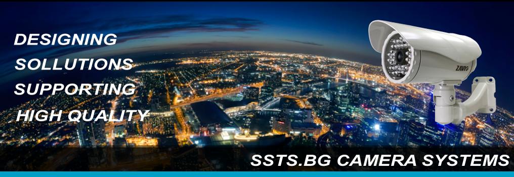 Видеонаблюдение Варна-SSTS Сервиз.Монтаж на камери.