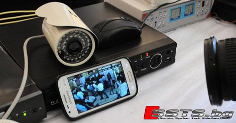 IP видеонаблюдение с NVR