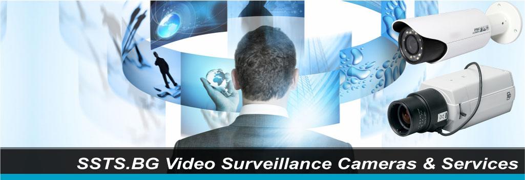 Монтаж на камери за видеонаблюдение