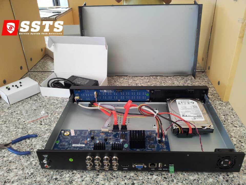 DVR рекордер TVT 2708ТЕ
