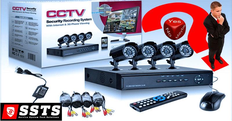 Готови системи за видеонаблюдение