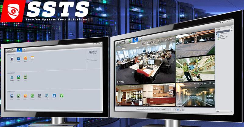Софтуер за видеонаблюдение